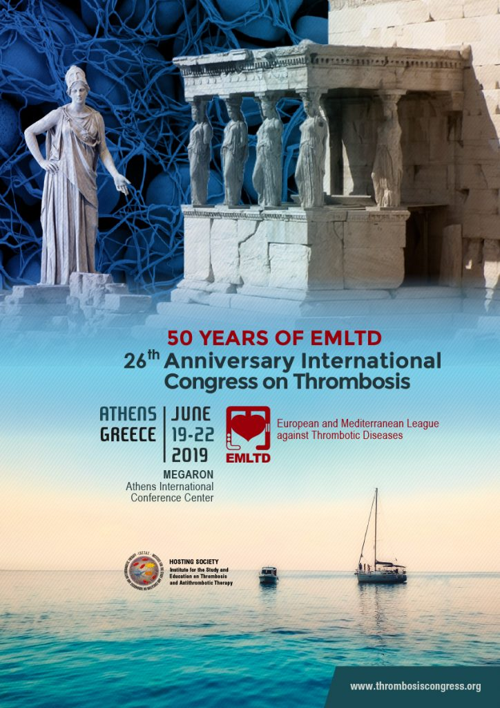 26th Anniversary International Congress on Thrombosis
