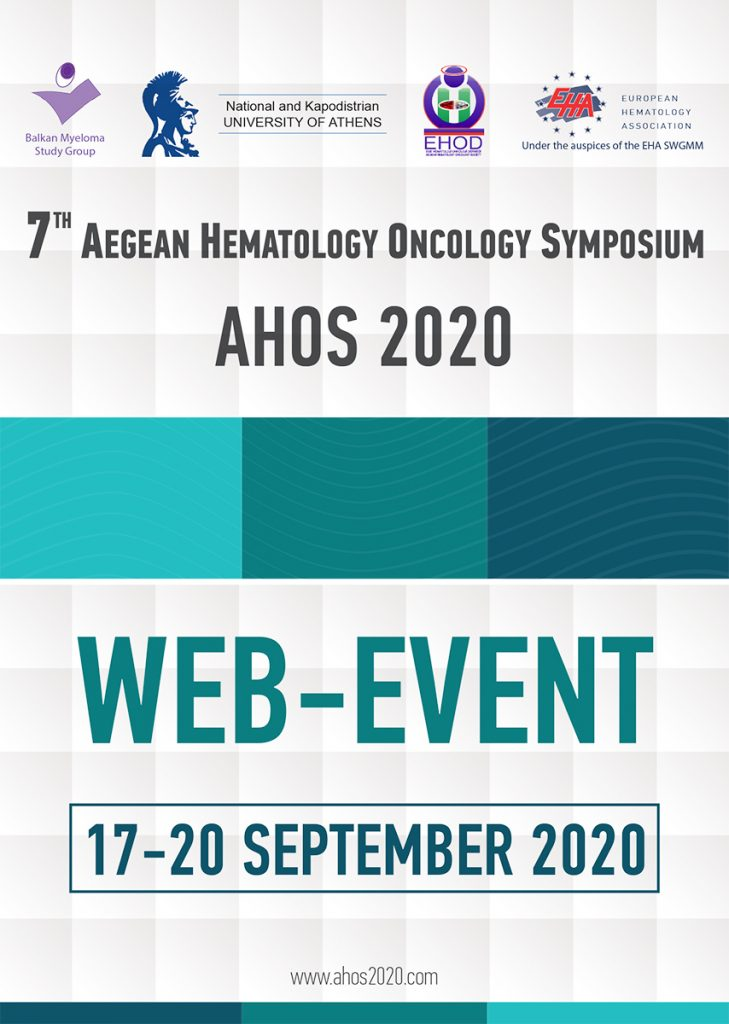 7th AHOS 2020 – Aegean Hematology Oncology Symposium