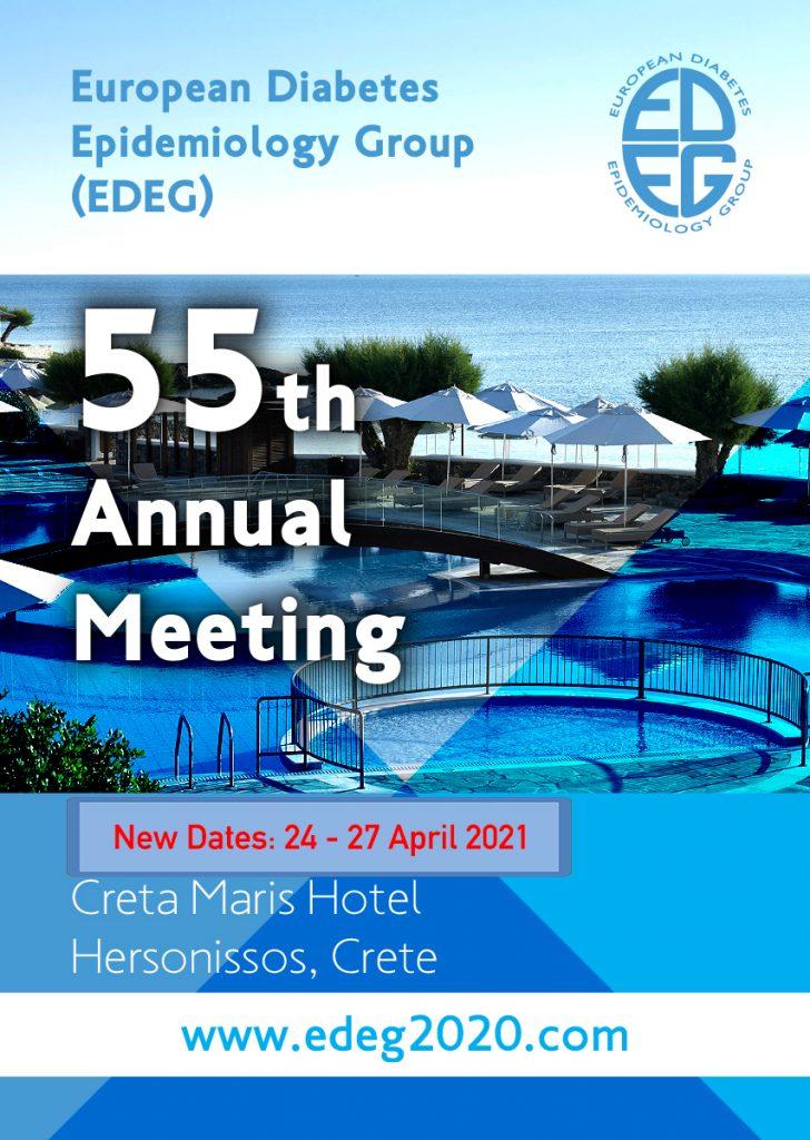 55th EDEG Annual Meeting