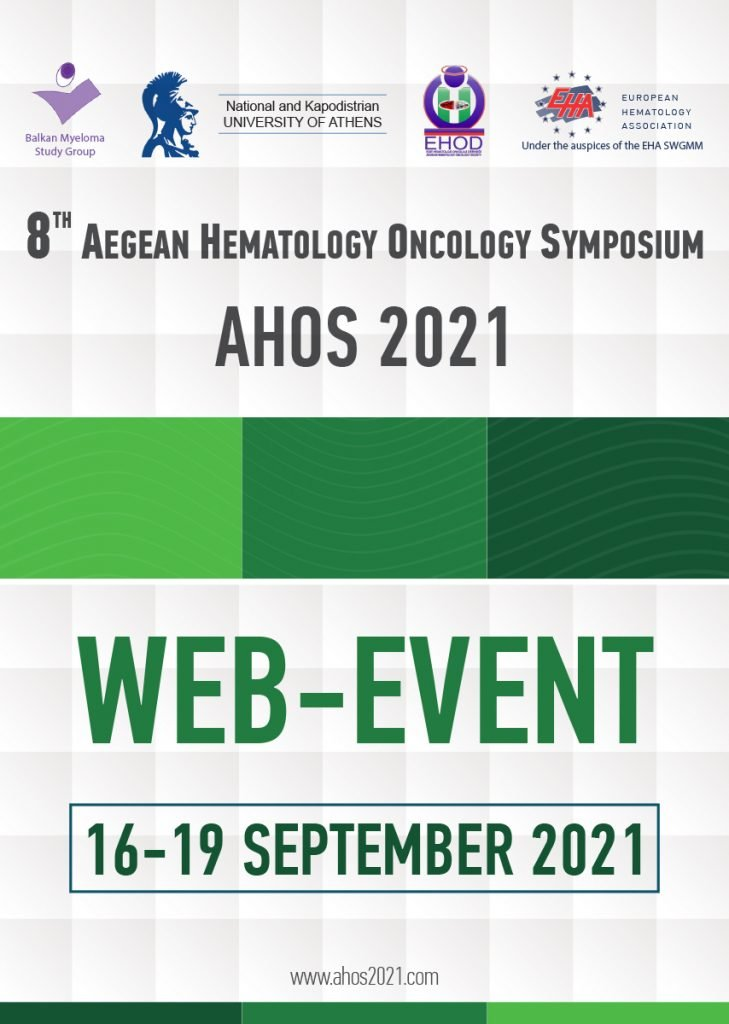 8th AHOS 2021 – Aegean Hematology Oncology Symposium